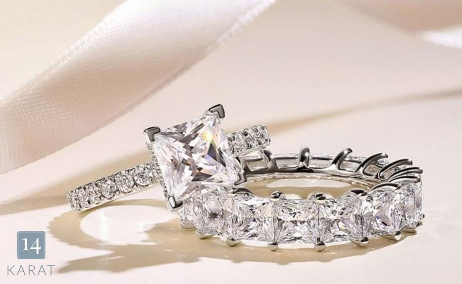 Diamond Spotlight: Princess Cut Diamonds