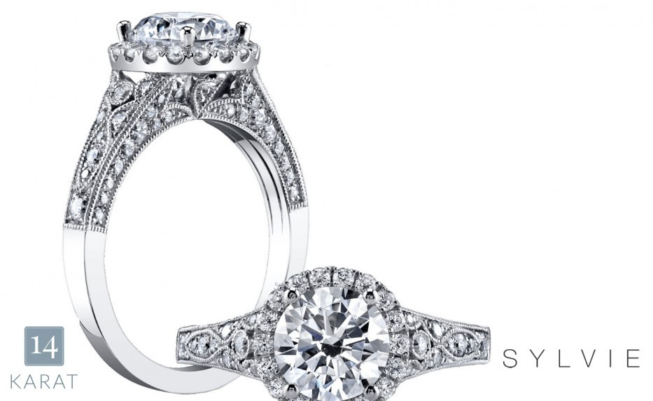 Getting a vintage inspired engagement ring