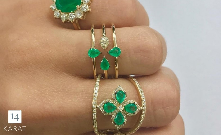 Living a more colorful life with gemstone jewelry