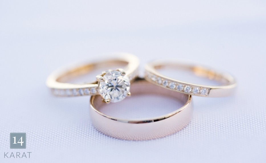 Choosing an engagement ring she will LOVE!