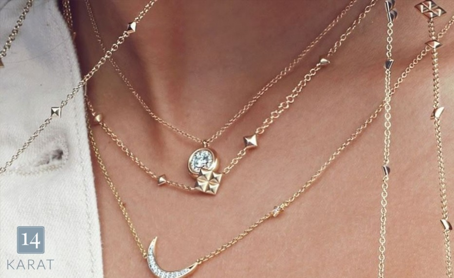 Summer necklace trends to try