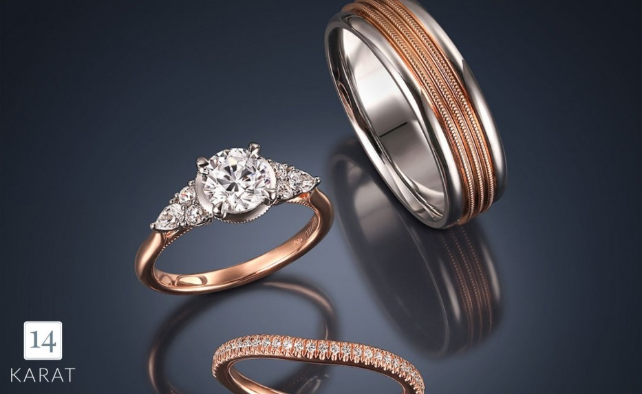 How to take care of rose gold jewelry