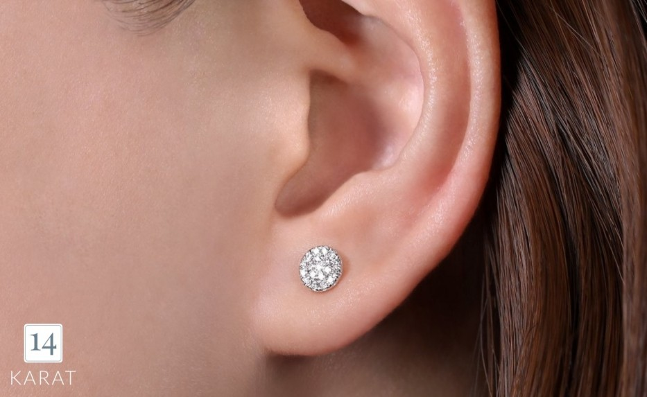 Reasons to love stud earrings