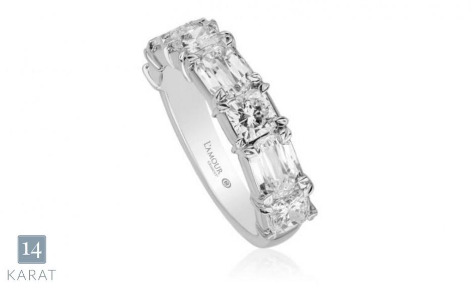 Diamond spotlight: radiant cut diamonds