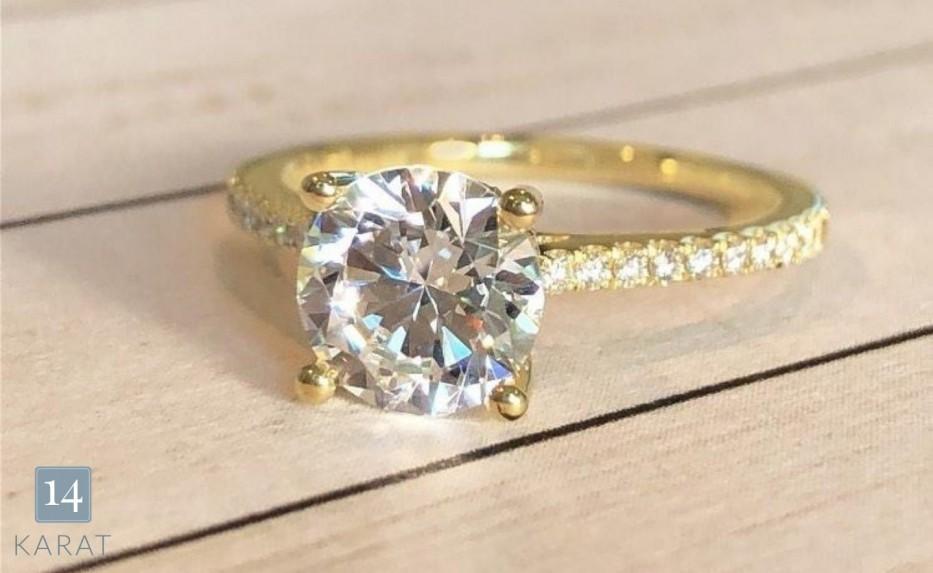 Diamond Spotlight: Round Cut Diamonds
