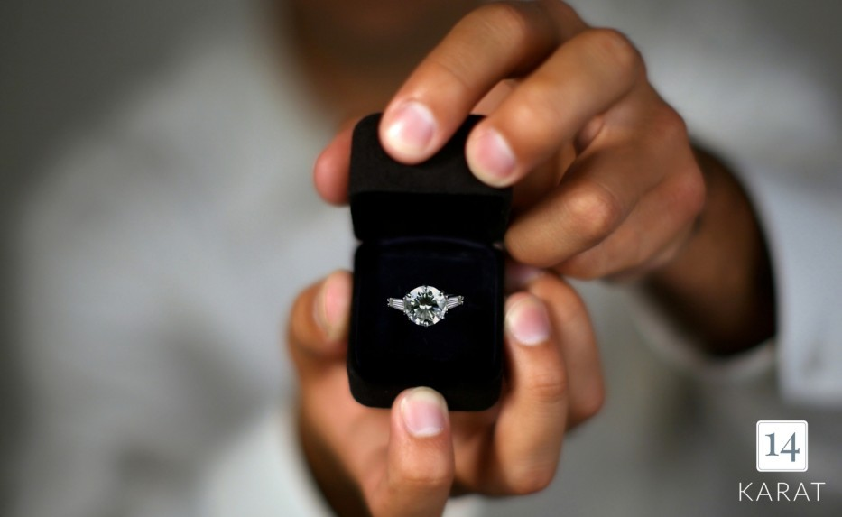 Renewing your engagement ring