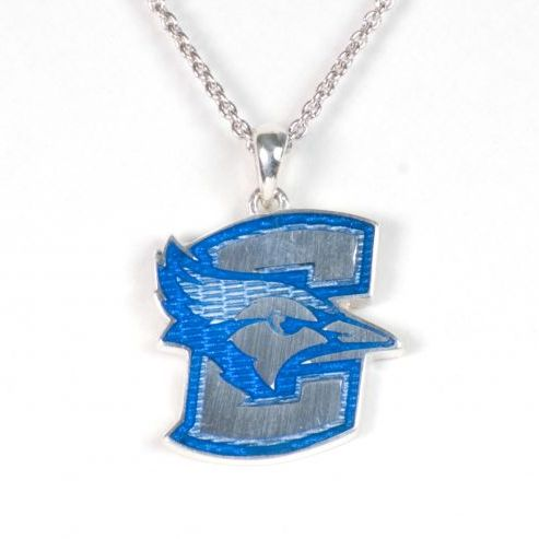 CREIGHTON UNIVERSITY-BLUEJAY NECKLACE