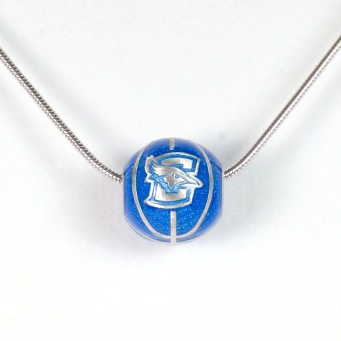 CREIGHTON UNIVERSITY - BASKETBALL NECKLACE