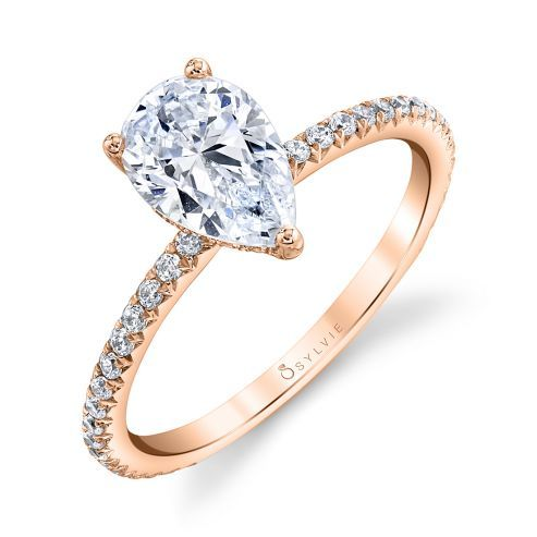 MARYAM -  SOLITAIRE ENGAGEMENT RING
